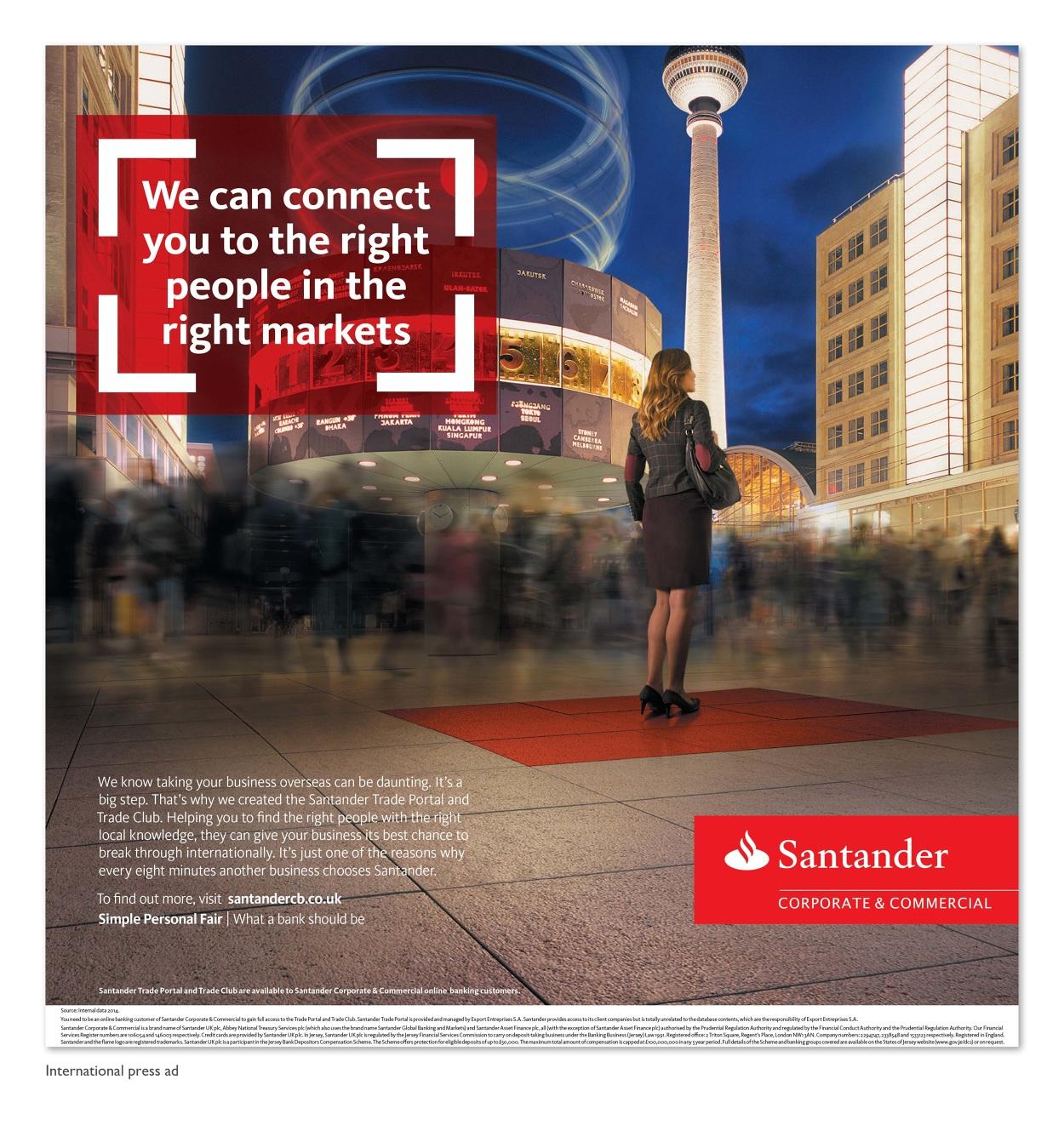 santander online login uk