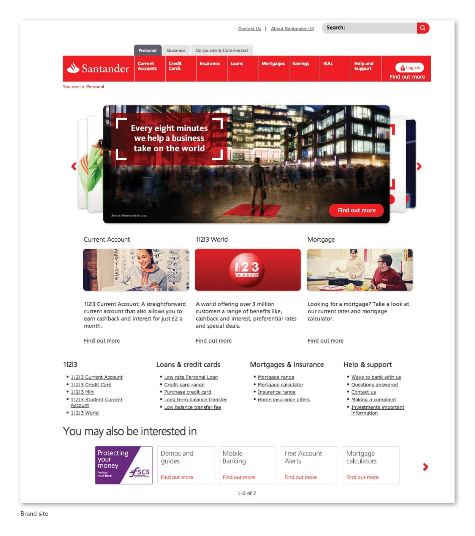 Santander \'Breakthrough Moments\' - James Fairburn / Art Director
