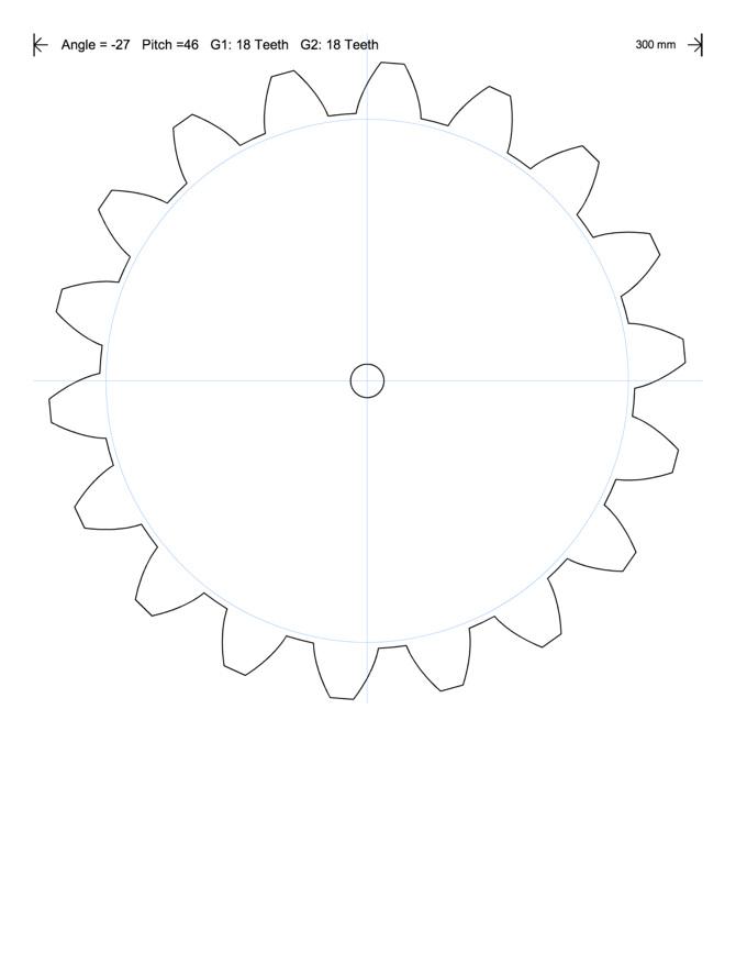 Fantastic Gear Template Generator Program Sketch - Resume Ideas ...