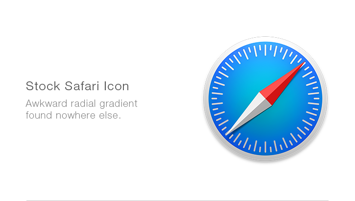 Safari Icon Mod Jason Zigrino