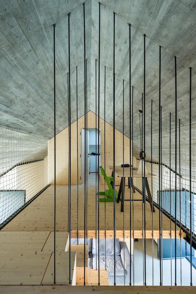 Dekleva Gregorič Arhitekti: Compact Karst House - Thisispaper Magazine